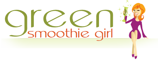 Green Smoothie Girl Logo